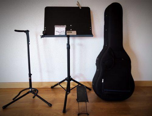 Accesorios para tu guitarra